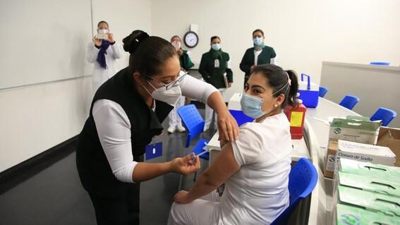 cuantos vacunados de covid mexico