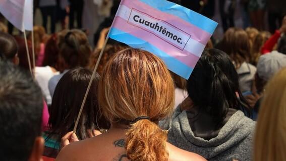 brindaran apoyo a comunidad trans alcaldia cuauhtemoc