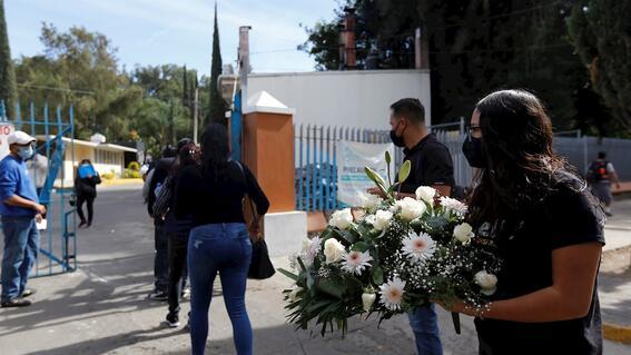 familia asiste a funeral se contagia y muere por covid19