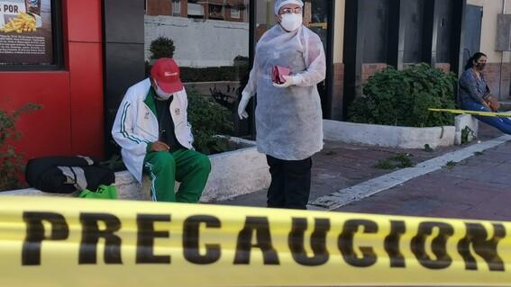 abandona a abuelo ecatepec por posible contagio de covid19