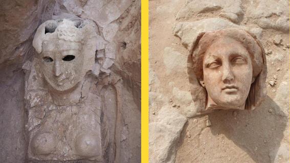 mision arqueologica encuentra 16 catacumbas en alejandria