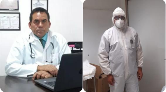 doctorrecibesegundadosisvacunacovidpfizermexico