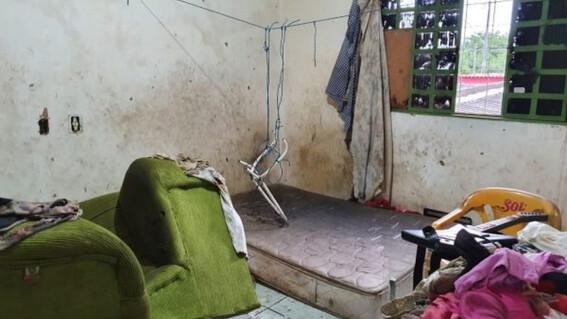 detienen a pedofilo casa saw brasil