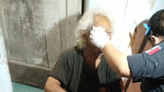 golpes durante asalto provocan muerte a hombre de 89 anos en yucatan