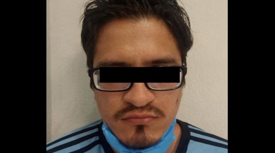 hombre que arrojo restos de una mujer en la coladera es detenido  en el edomex