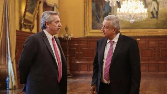 gira de presidente de argentina en mexico incluye visita a la mananera de amlo
