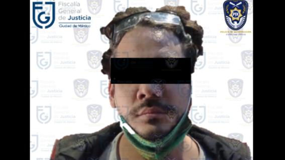 Arrestan por presunta violación al youtuber Rix, acusado por Nath Campos