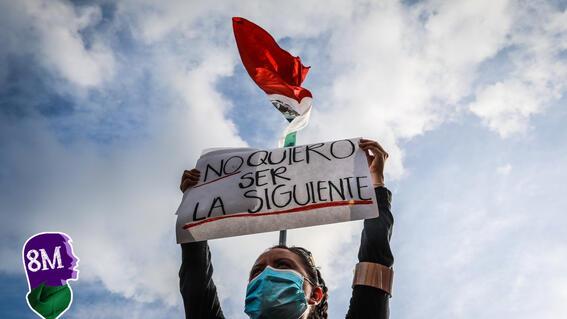 miles de mexicanas envian carta de reclamo a lopez obrador por el 8m