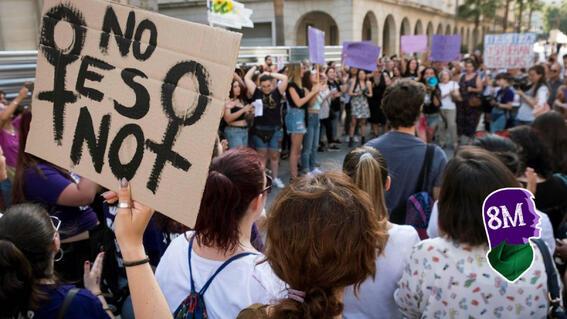'tenia 16' usuarias de redes comparten sus experiencias de abuso sexual