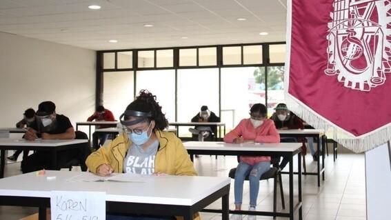 ¿cuando son los examenes de admision a licenciatura 2021 en la unam e ipn