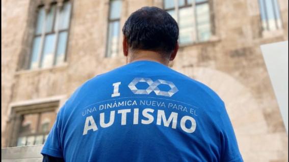 autismo autobus valencia espana