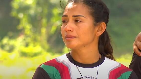 ¿quien es zudikey rodriguez atleta participante del equipo rojo de exatlon