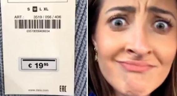 video ladyprofeco mujer exige tienda que le respete precio euros