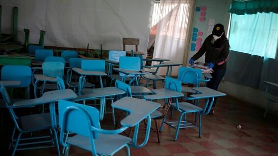 despues de semana santa se abriran 137 escuelas para clases presenciales en mexico