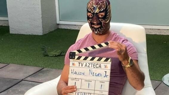 halcon negro jr denuncia a productor de survivor por acoso sexual