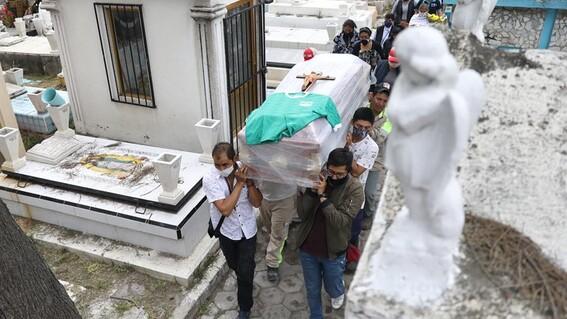 mexico 200 mil muertos covid19