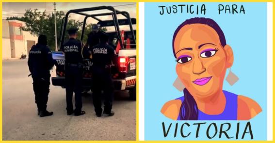 amlo habla sobre victoria mujer sometida y asesinada por policias en tulum