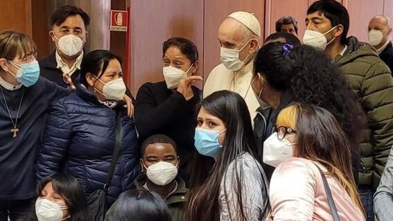 papa francisco vacunas covid