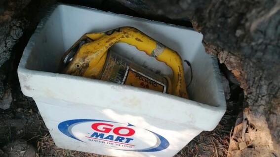 ¡aparecio encuentran en tecamac la fuente radiactiva robada en el estado de mexico