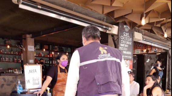 reportan sismo de 14 con epicentro en alcaldia coyoacan