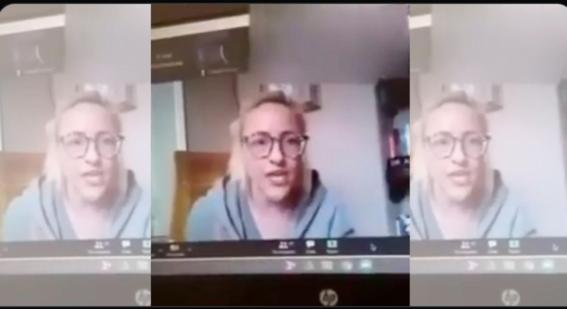 maestra regana a sus alumnos video