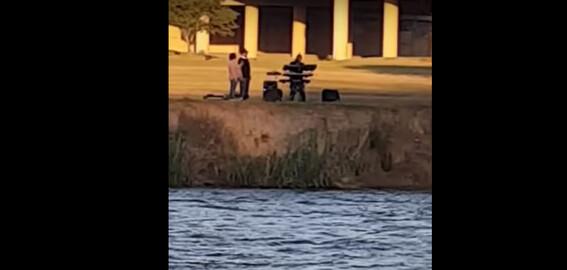 video 'te amo mucho' abuelito le canta las mananitas a su nieto separados por la frontera mexicoeua