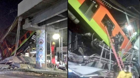 accidente metro linea 12