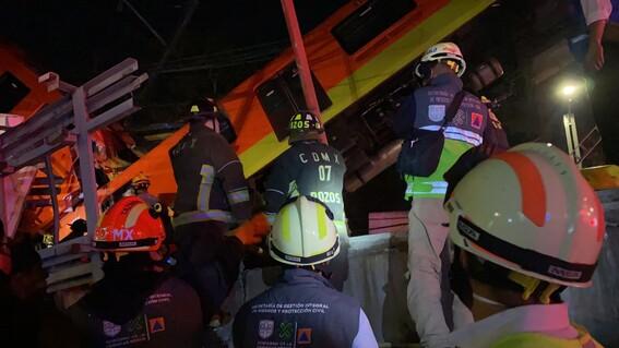 nuevo video colapso metro l12