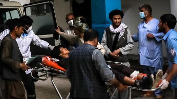 atentado kabul ninos escuela