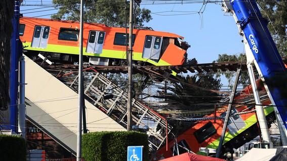 aumentan asaltos en microbuses que usan los afectados por colapso en linea 12