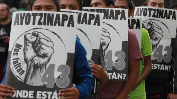 eua entrega a mexico expediente que ayudaria a resolver el caso de los 43 de ayotzinapa