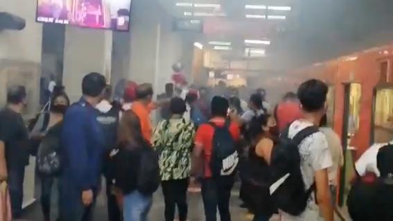 metro san lazaro estacion