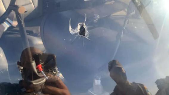 helicoptero disparo brasil