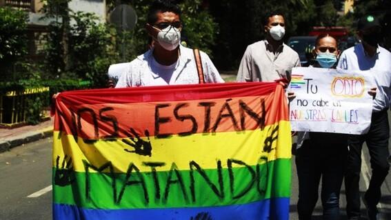 seis personas lgbt son asesinadas al mes en mexico