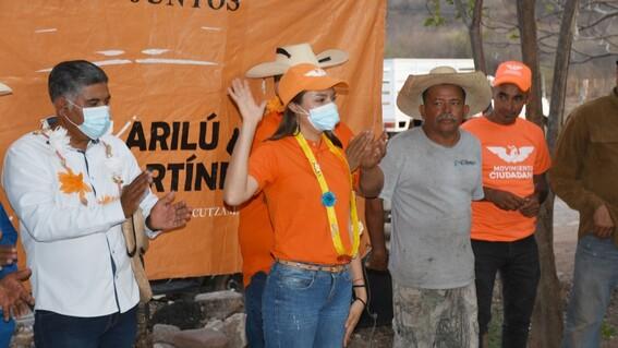 reportan marilu martinez candidata mc guerrero se encuentra bien secuestro