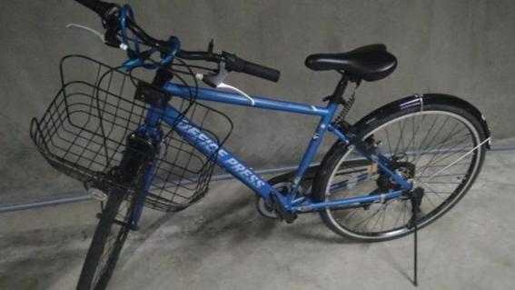 viral japones deja bici ponchada cuando regresa estaba arreglada