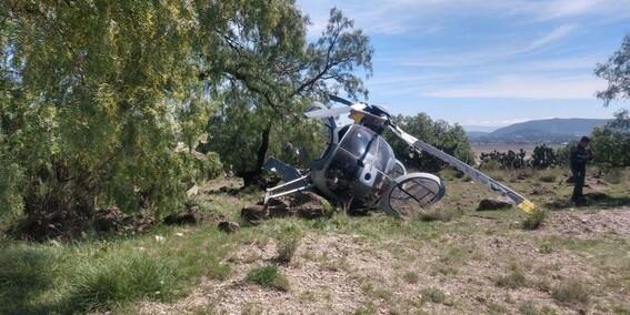 helicoptero santa lucia