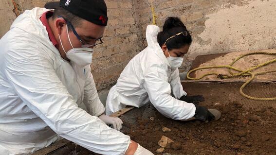 fotos encuentran restos oseos 17 personas casa feminicida serial atizapan