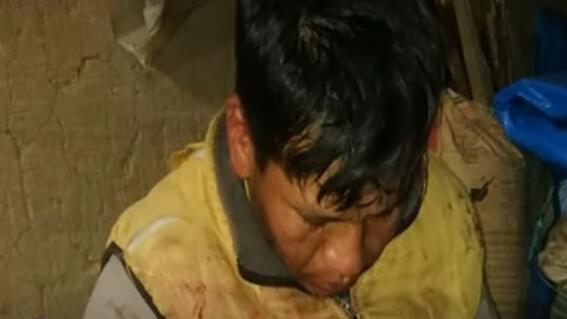 ebrio mato hija aborto pareja bolivia