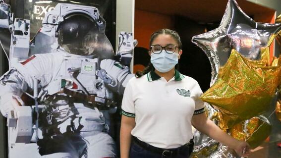 astrid angely estudiante mexicana gana proyecto para la nasa