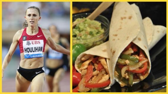 shelby houlihan juegos olimpicos dopaje burrito carne contaminada