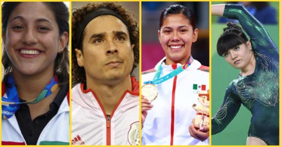 paola espinosa medalla fuera juegos olimpicos