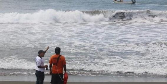 padre muere ahogado playa nayarit chacala hijo