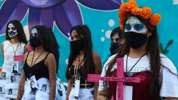 se cometieron mas de 400 feminicidios en cinco meses revela gobierno de mexico