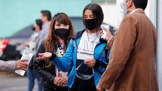 mexico covid19 tercera ola contagios gobierno