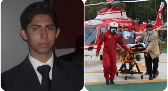 pablo antonio piloto asesinado dona organos para salvar vidas