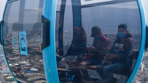 linea cablebus recorrido cuautepec indios verdes