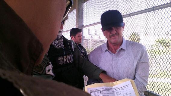 """""""el güero"""" palma reingresa al penal del altiplano"""