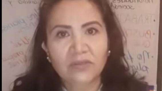 video maestra critica padres por falta apoyo hijos en clases
