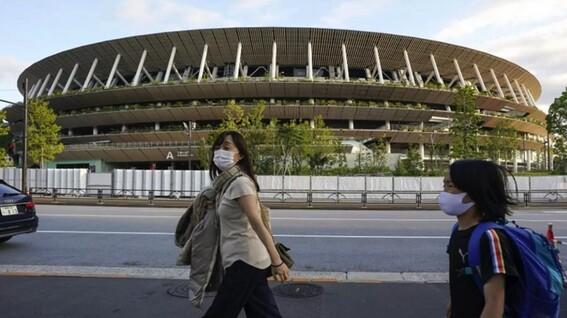 violacion mujer estadio olimpico tokio juegos olimpicos